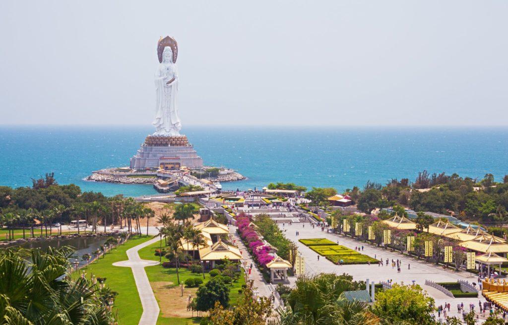 Хайнань отметил рекорд по иностранному турпотоку