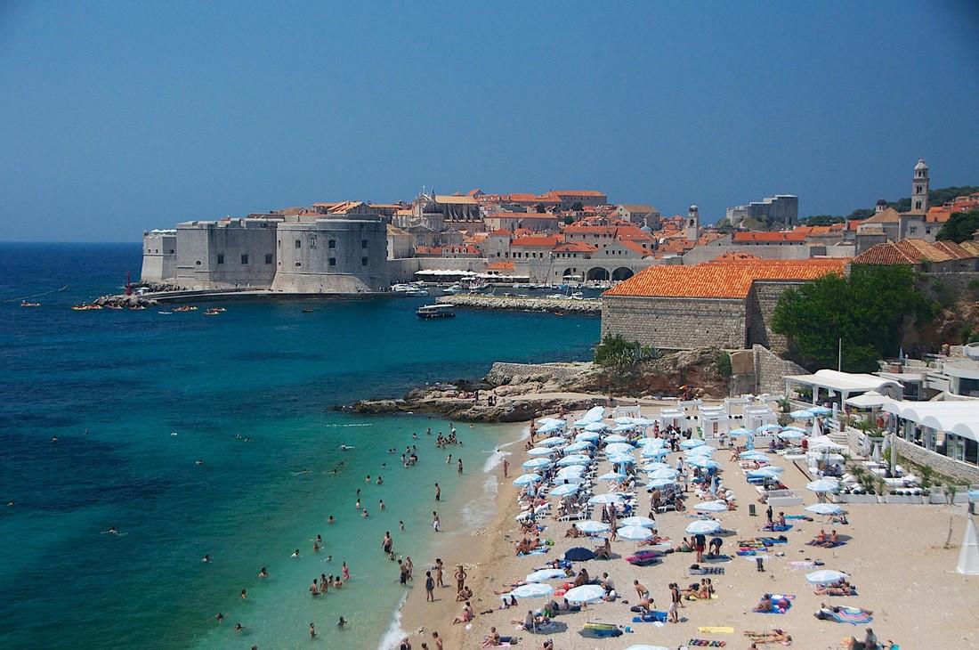 Хорватия отметила рекорд по российским туристам
