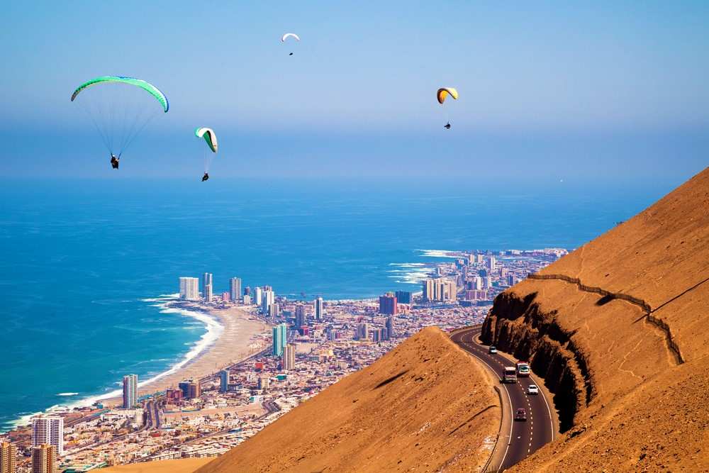 Лучшей страной для приключенческого туризма назвали Чили