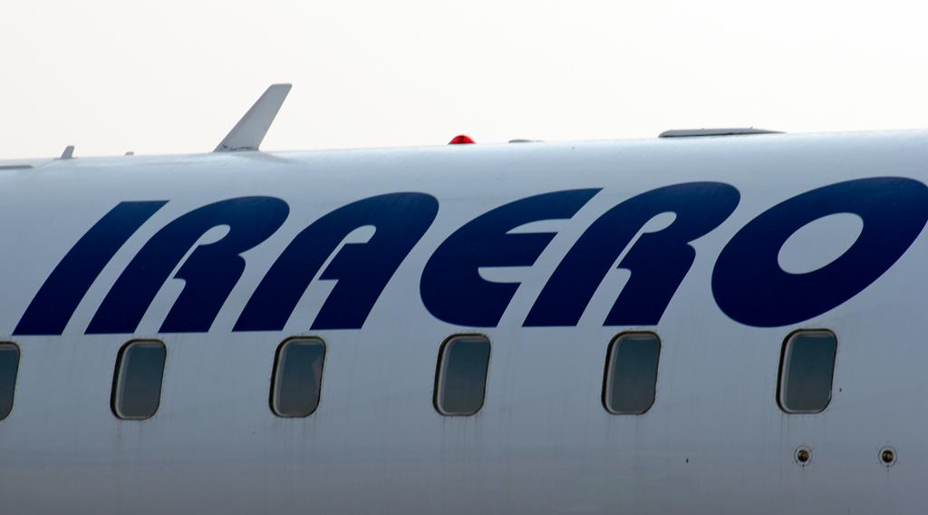 Авиакомпания «ИрАэро» обвинила «Жемчужную реку» в неоплате и сняла рейсы на Хайнань