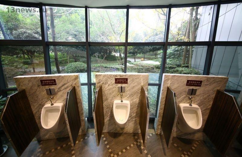 В Китае в 2019 году построят для туристов 21 тыс туалетов
