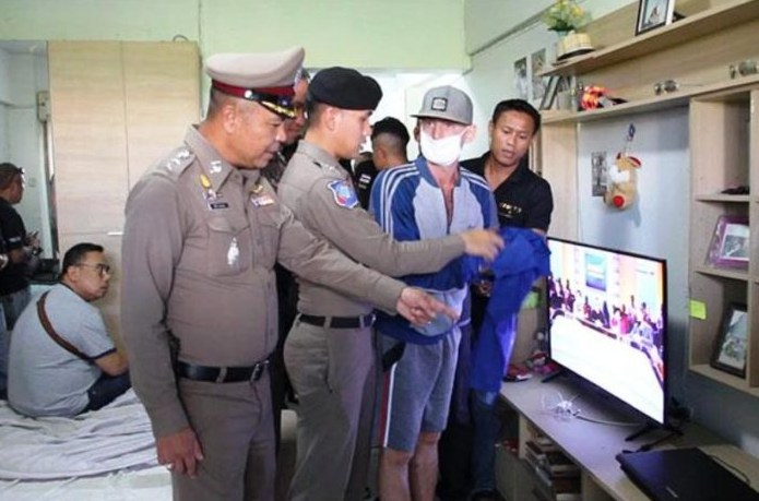 Российский турист арестован в Таиланде за воровство
