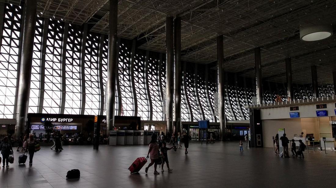 Для туристов откроют информационный центр в аэропорту Симферополя