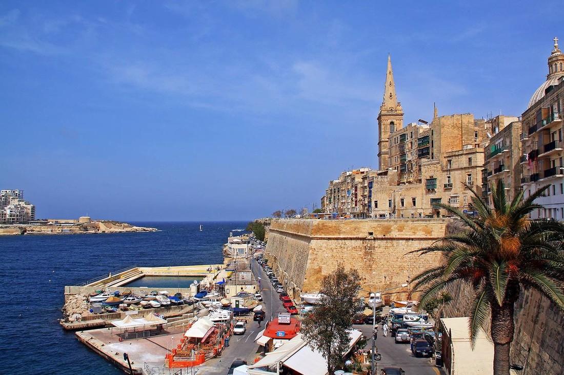 Въездной турпоток на Мальту увеличился на 10%