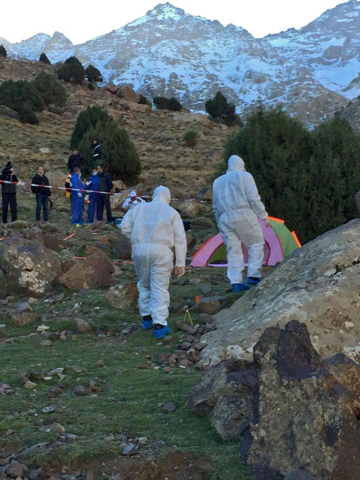 Обезглавленные тела туристок нашли в Марокко