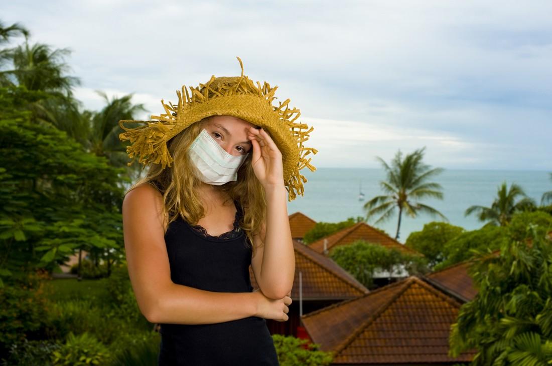 Роспотребнадзор припугнул выездных туристов заразными болезнями