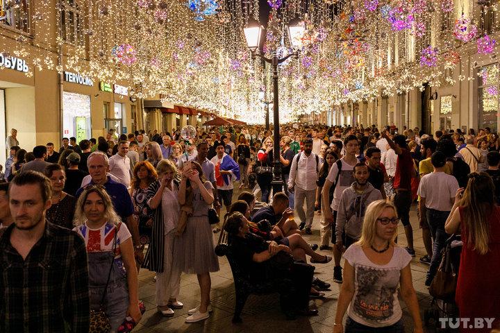 Белорусы стали реже ездить в Россию на отдых