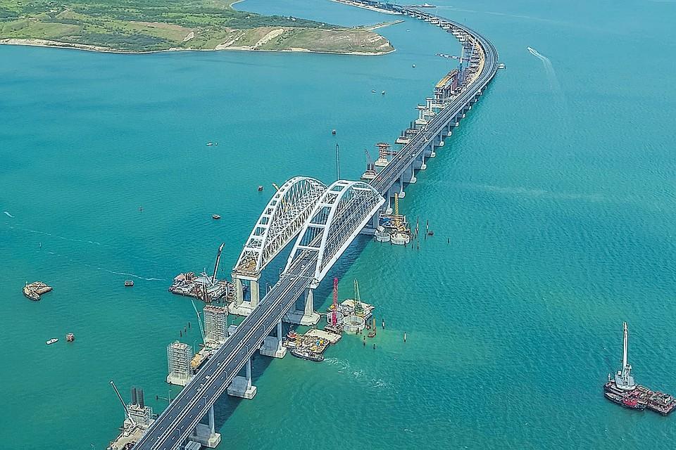 Открытие Крымского моста признали самым главным туристическим событием года