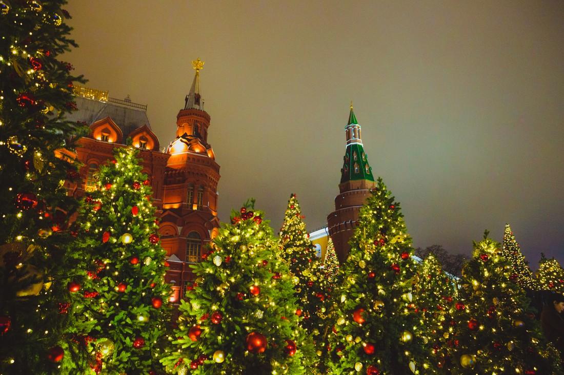 Собянин: на деньги туристов в Москве можно построить новую ветку метро