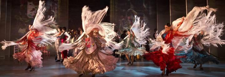 Национальный балет Испании отмечает 40-летний юбилей