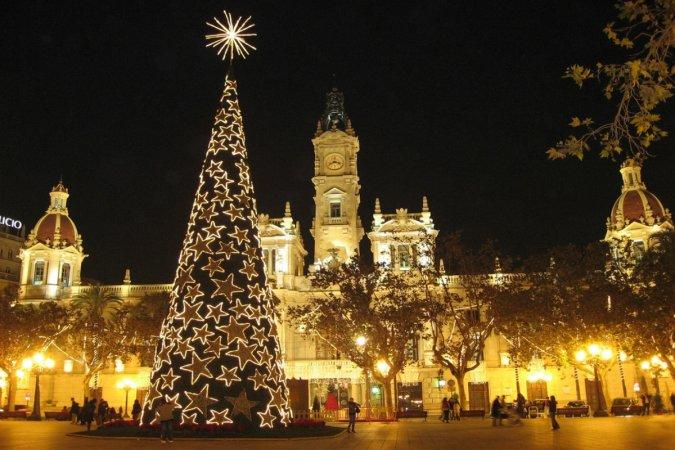 Новый год с испанским колоритом