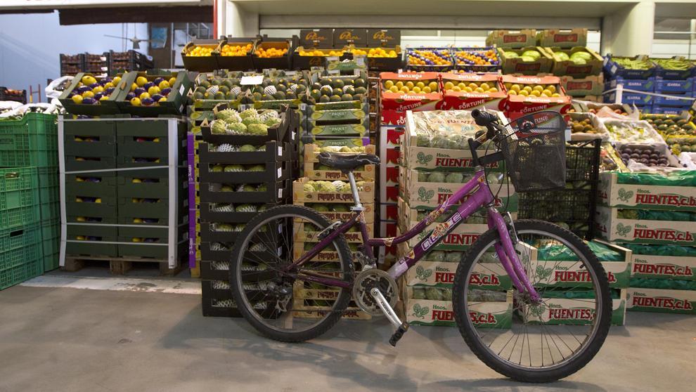 В Барселоне начали строительство первого органического рынка в Испании