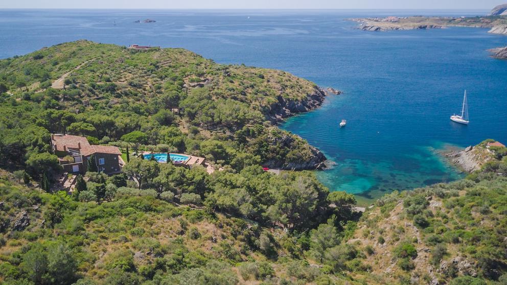 Вилла в Кадакесе продана за 10 миллионов евро