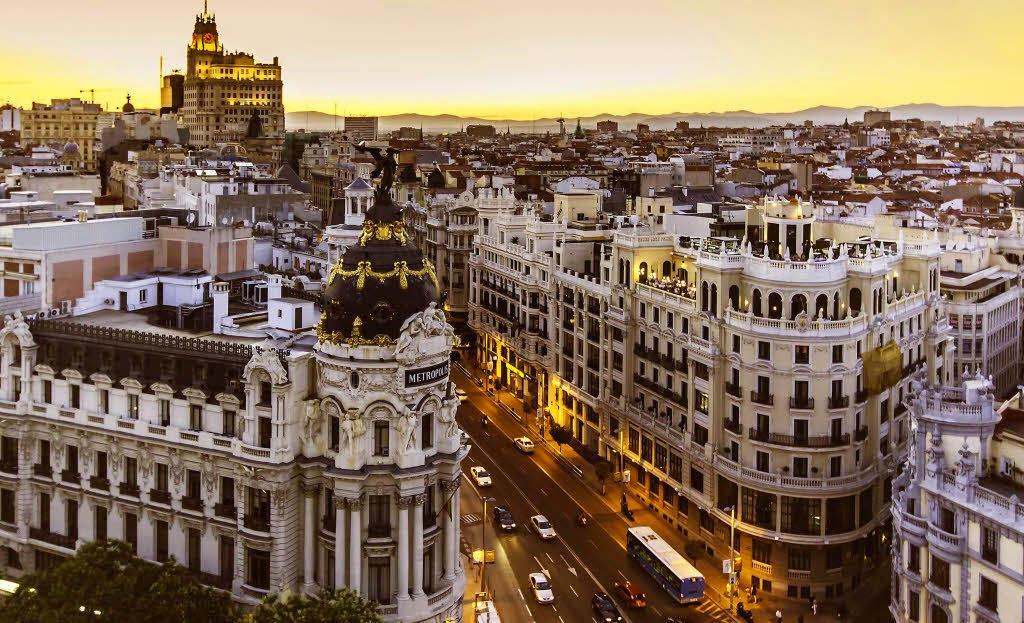Ценник на элитное жилье в Мадриде вырос на 10%