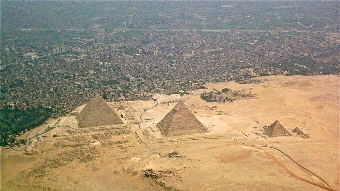TUI и Thomas Cook прекратили полеты в Каир из-за атаки в Гизе