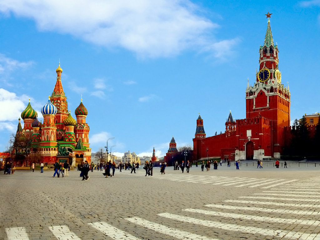 Названы самые популярные достопримечательности России 2018