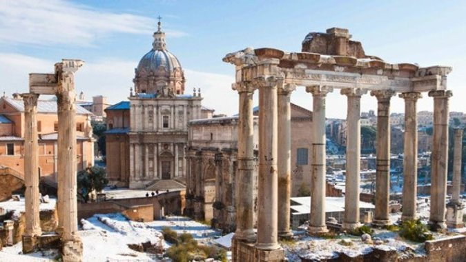 Рим ждет на днях 15-миллионного туриста