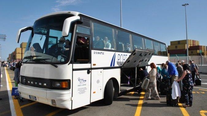 С нового года центр Рима закроют для туристических автобусов