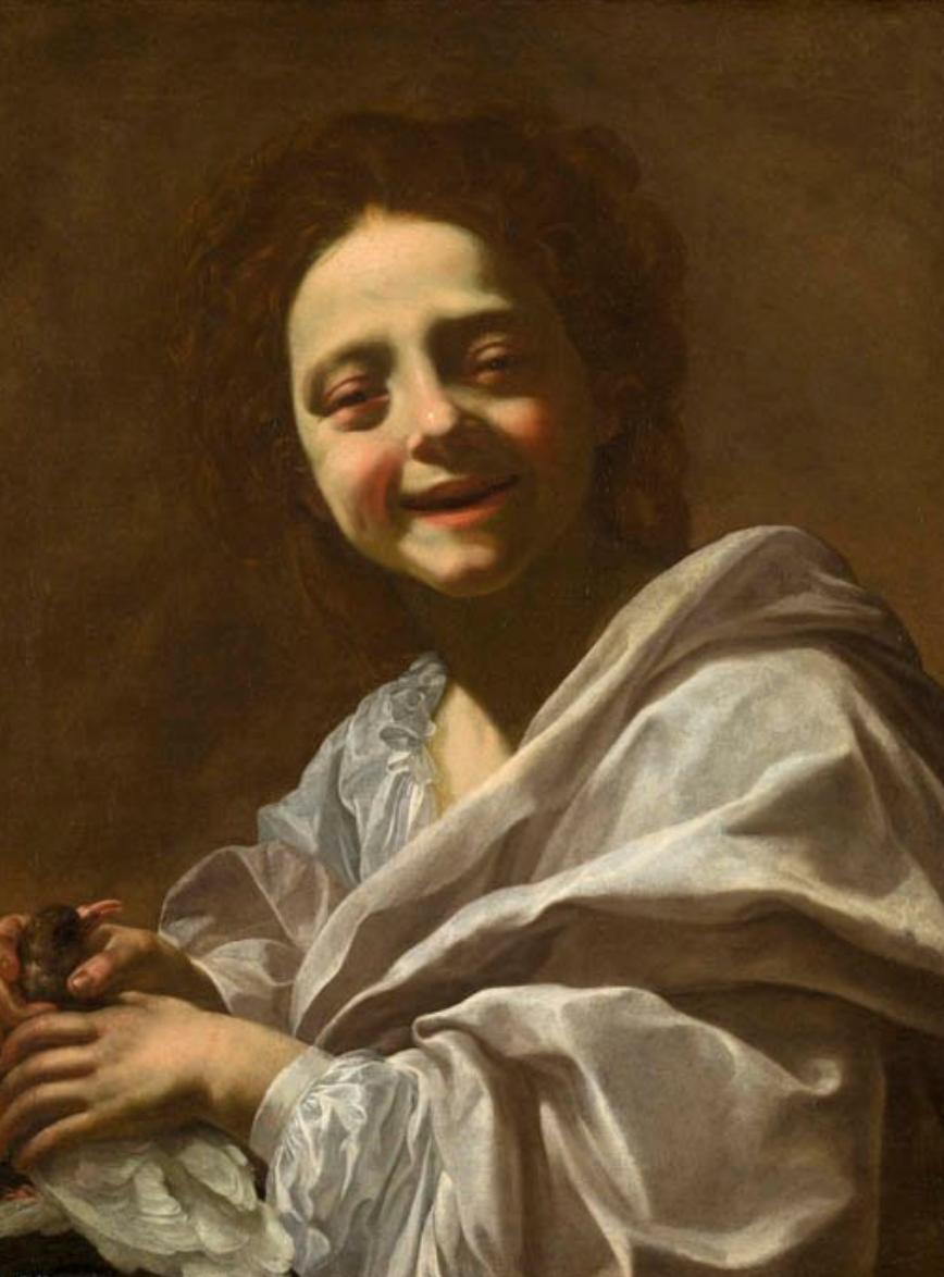 Посетители музея Prado купили знаменитую «улыбку»