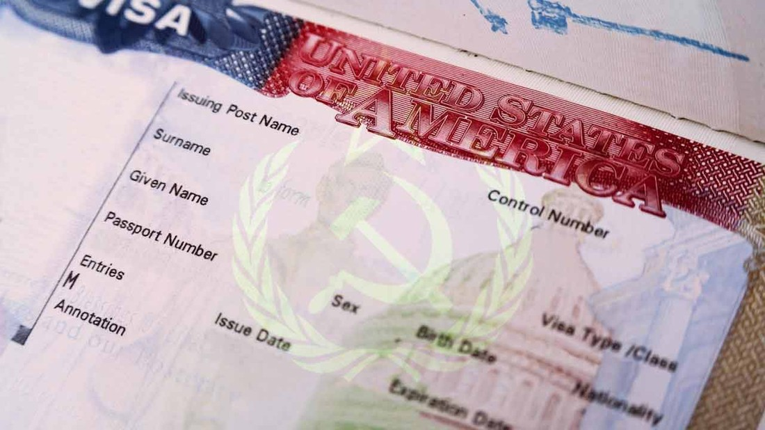 Посольство США: российским туристам выдано на 100 тыс. меньше, чем в прошлом году
