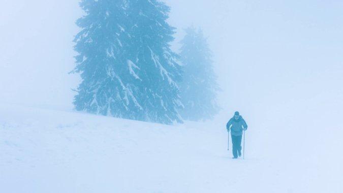 В Карпатах находят туристов по голосам в тумане