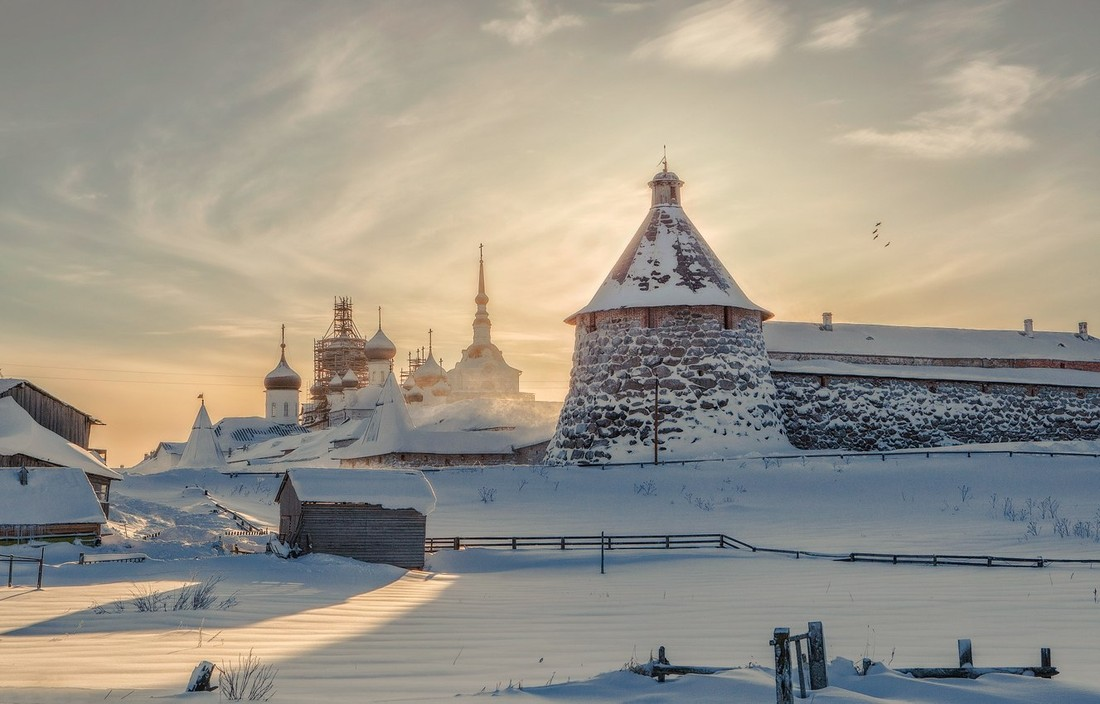 В Архангельской области побывали 400 тыс. туристов