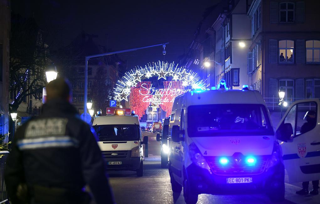 Теракт в Страсбурге: на рождественской ярмарке застрелили туриста