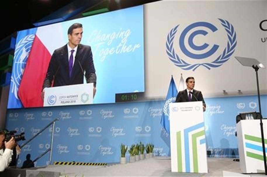 Испания планирует тратить 900 миллионов евро ежегодно на борьбу с климатическими изменениями