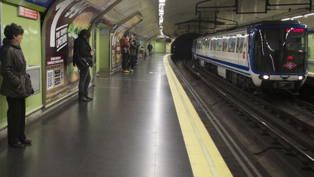 Новая волна забастовок в мадридском метро