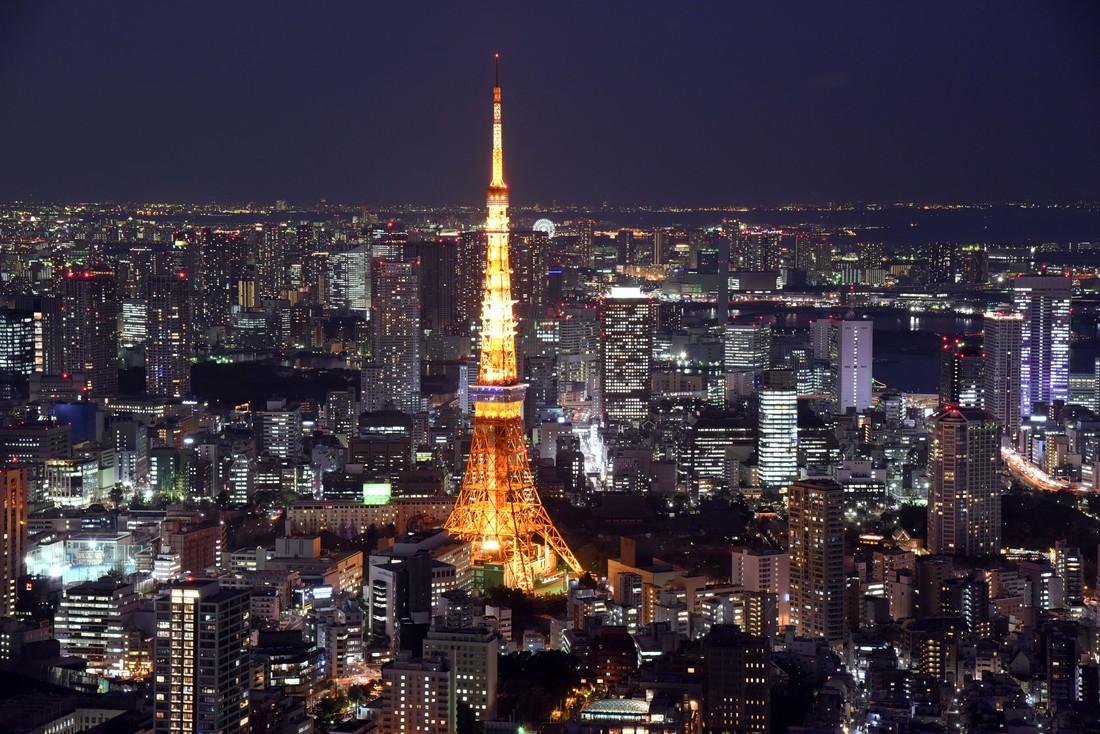 Турпоток в Японию прирос на 34%