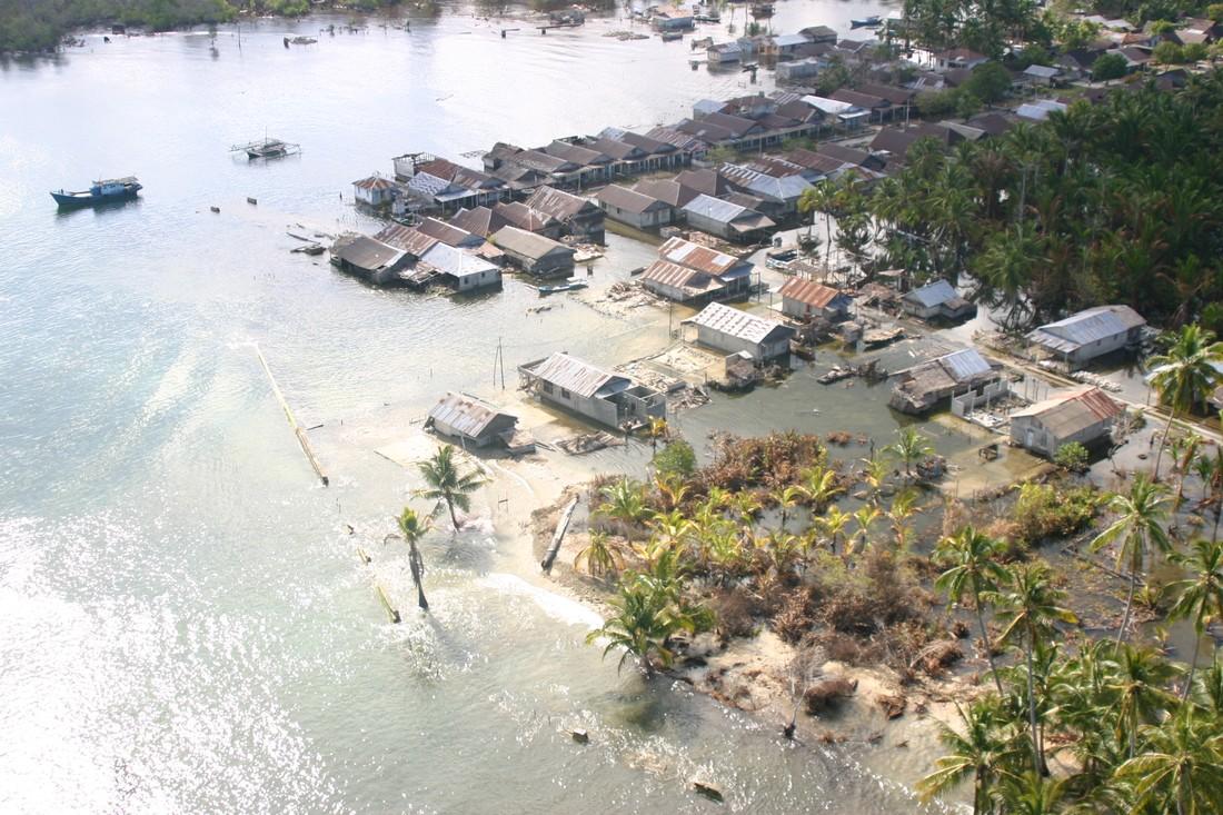 Цунами не затронуло популярные у российских туристов Бали и Ломибок