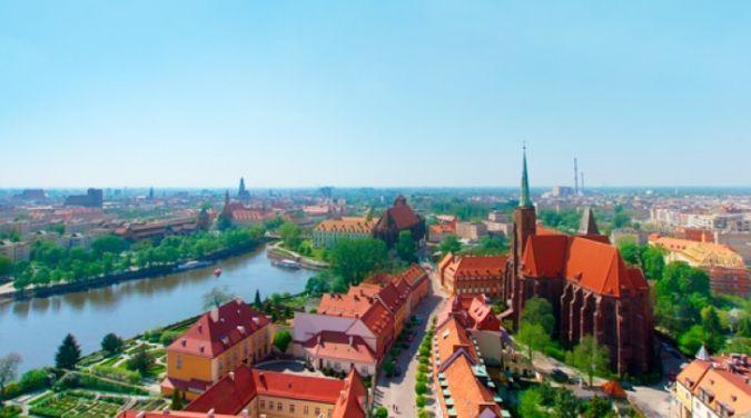Польская Венеция победила в рейтинге European Best Destinations