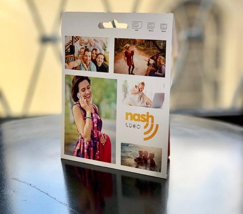 NashMovil -  русскоязычный мобильный оператор в Испании.
