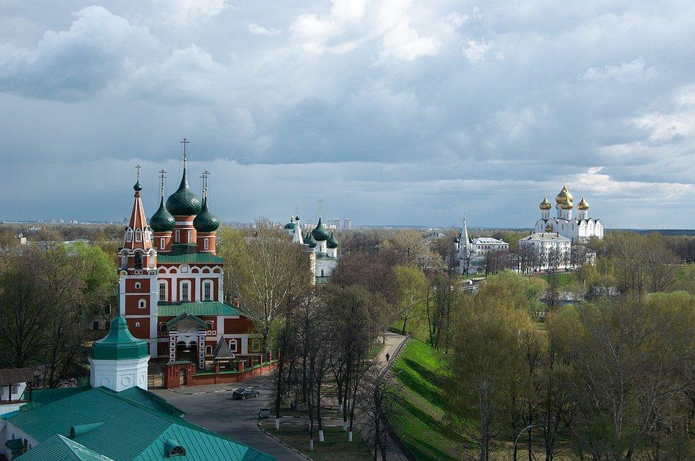Ярославскую область в 2018 посетили более 3,5 миллиона туристов