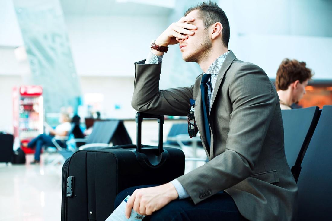 Авиакомпаниям увеличат штраф за задержку рейсов в 4 раза