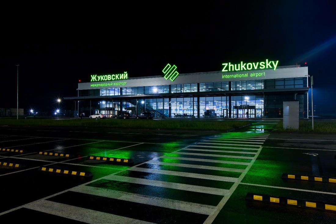 «Уральские авиалинии» открыли рейс из «Жуковского» в Прагу