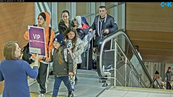 Аэропорт Шереметьево представил свою версию обслуживания вип-туриста, устроившего скандал