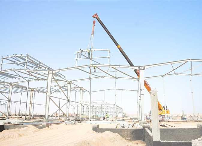 В Хургаде построят промзону с 218 заводами