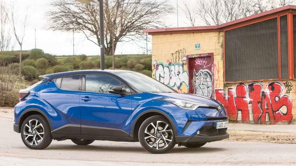 Самые продаваемые гибридные и электрические автомобили в Испании в 2018 году