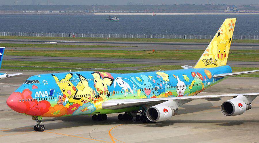 Из Токио в Москву и Владивосток а/к «ANA» запустит ежедневные рейсы