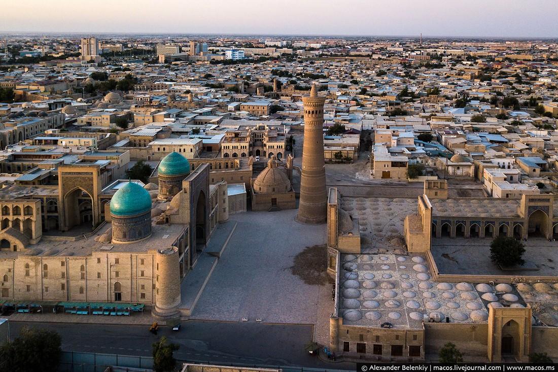 Число российских туристов в Узбекистане выросло в три раза
