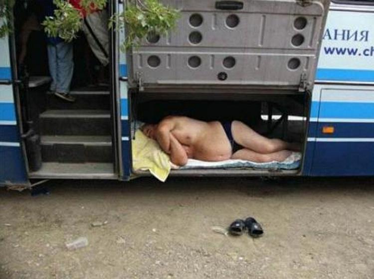 Названы самые длинные автобусные маршруты России