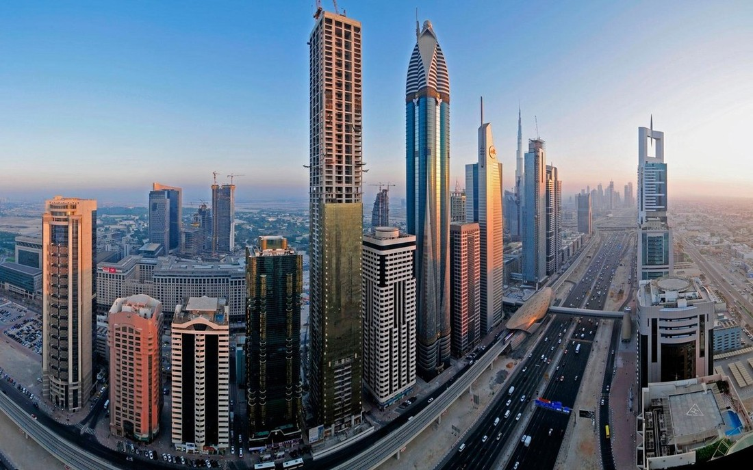 За 4 года в ОАЭ, Египте и Саудовской Аравии построят отелей на $30 млрд
