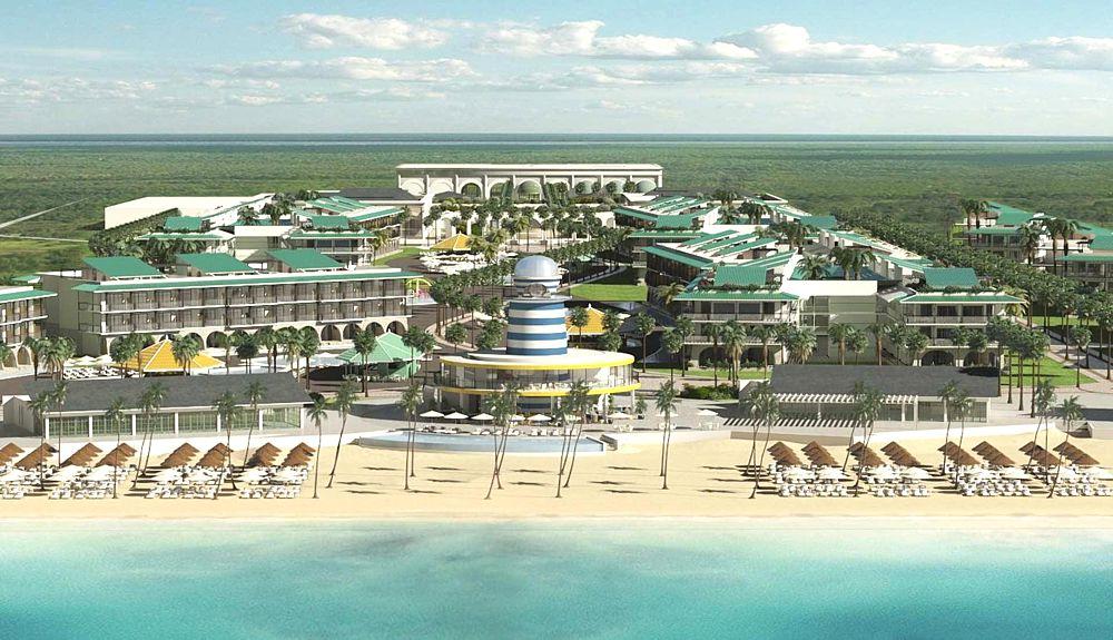 В Пунта-Кане открылся пятизвездочный отель Ocean El Faro с зоной «только для взрослых»