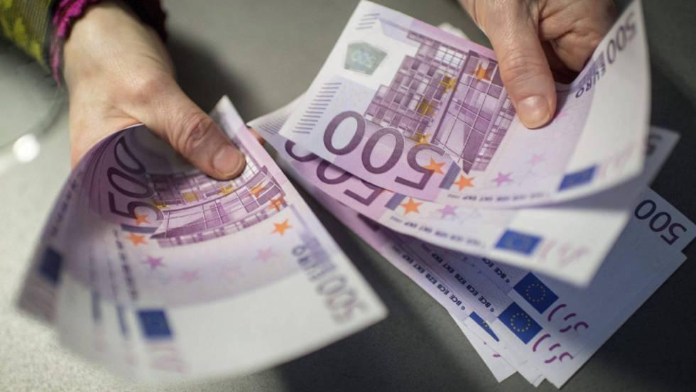 Центробанки ЕС изымают из обращения купюру достоинством 500 евро