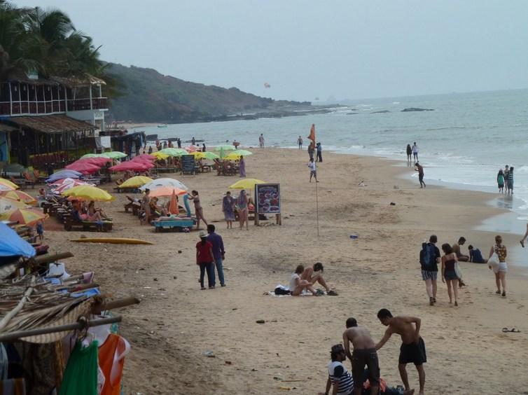 Гоа назвали криминальной клоакой опасной для жизни туристов