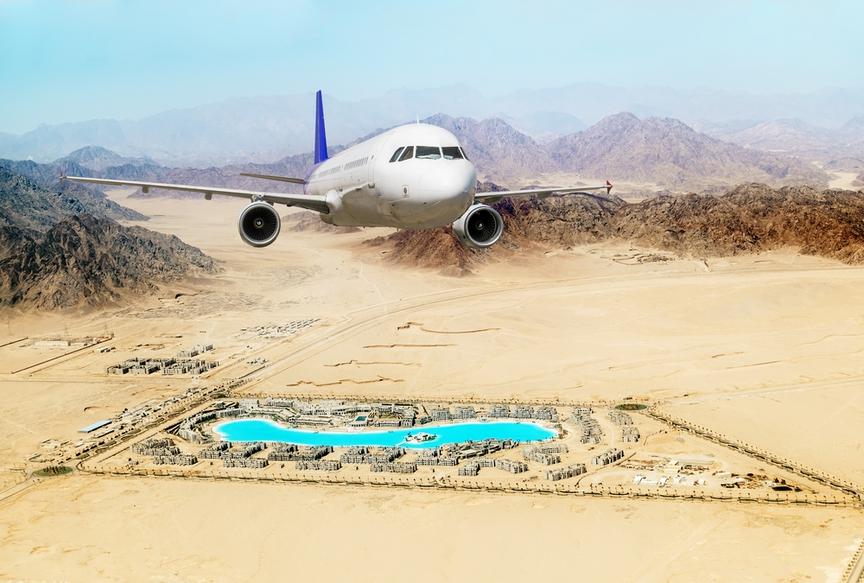Самые дешёвые и быстрые способы попасть на курорты Египта: эксперты оценили перспективы «перекладных рейсов»