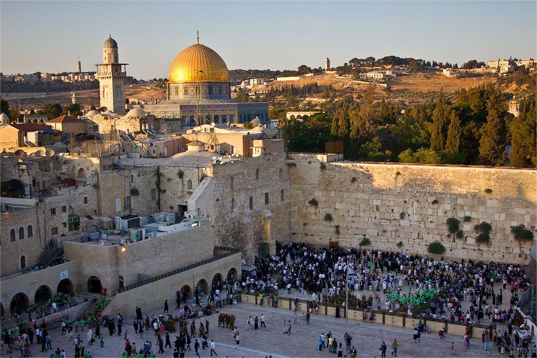 Израиль отметил очередной рекорд турпотока