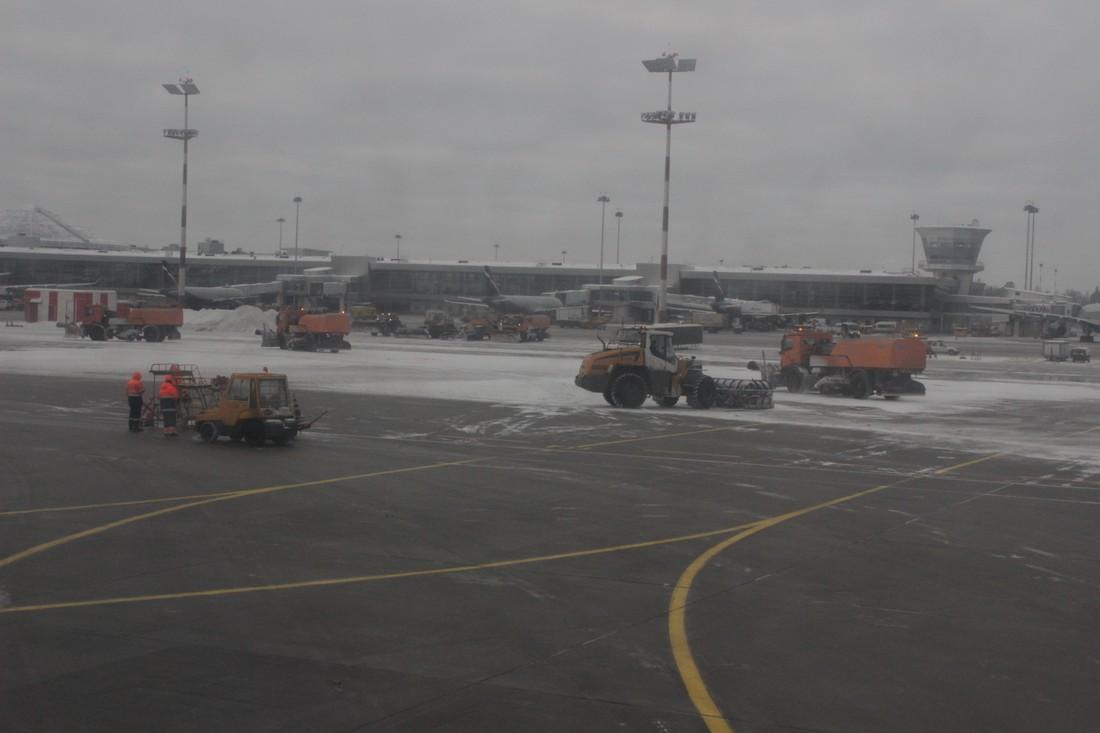 «Аэрофлот» отменил более 130 рейсов из аэропортов МАУ из-за непогоды