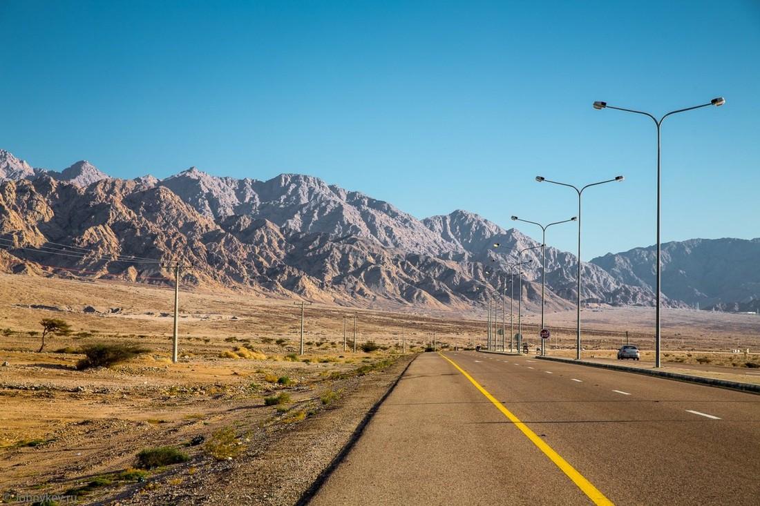 «Пегас» повезет туристов в Египет через Иорданию